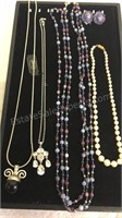 Monet Necklace NWT, and other Assorted Costume