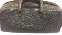 1960 Circa Small Snakeskin Pouch & Dr Bag