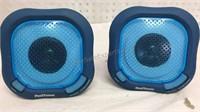 Pair of Pool Tunes/Pool Speakers