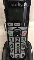 Clarity Big Button Cordless Phone w/Corded
