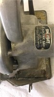 """Home Utility 6"""" Electric Saw - working"""
