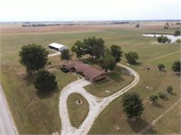 3BR Ranch-Style Home with Improvements on 20-Acres