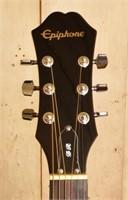 M. Ward Signed Guitar