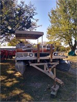 1984 Suntracker Pontoon Boat