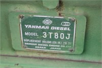 John Deere 850S Utility Tractor