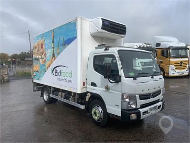 2014 MITSUBISHI FUSO CANTER 7C18 at TruckLocator.ie