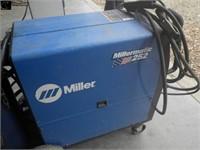 Miller Matic 252 mig welder