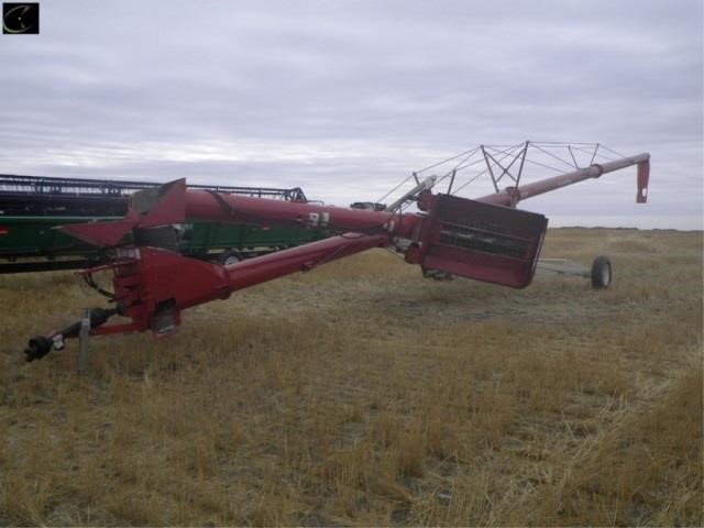 2015 Farm King 1370 grain auger,