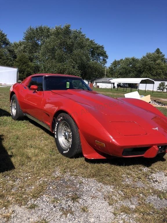 1977 Chevrolet Corvette T-Top