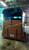 1968 Horse trailer 2 Stall