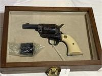 """Colt SAA .45 LC 3"""" barrel Engraved both cyls"""