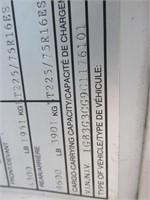 2012 CHEVROLET EXPRESS 3500 CUTAWAY