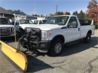Truck Equipment and Vehicle Online Public Auction 11/1