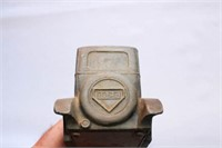 Brass Toy Car Penny Bank