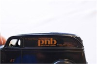 Ertl 1940's PNB Panel Truck Bank