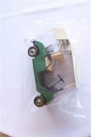 Decorative Metal Golfcart