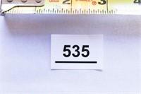 25th Anniversary Paper Weight
