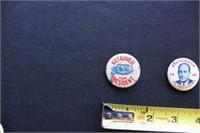 Dem Presidential Pins