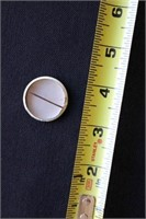 Dem Presidential Pin