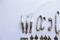 Assorted Handles and pulls