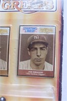 Starting Line Up - Mickey Mantle & Joe DiMaggio