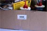 Box of Supplies