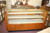Glass Display Case; Thick Glass; Sliding Doors