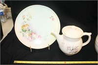 Ceramic Serving Pieces; Random Patterns