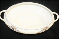 Oval Platter; 2 serving dishes w/lid, tray