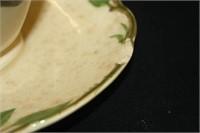 """""""Desert Rose"""" Franciscan Pottery; Various marks"""