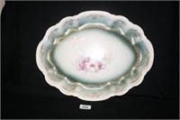 """""""Homer Laughlin"""" Large Floral Platter"""