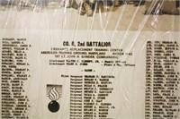 "Photo ""Co. D, 2n Battalion; Aberdeen…"""