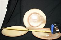 Frankoma Table Pieces; Mugs; Vases; Plates