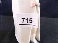 Rex Figurine; Girl w/Teddy Bear