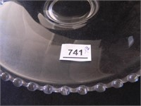 Candlewick Serving Platters; (3)