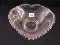 Candlewick Heart Shaped Bowl