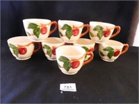 Franciscan Apple Dishes; 40 Pieces