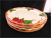 Franciscan Apple Dishes; 16 Pieces