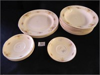 "Homer Laughlin ""Rochelle"" Dishes"