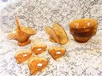 Tiara Sandwich Glass Assortment