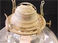 Kerosene Lamp; Scovill Manu. Co.