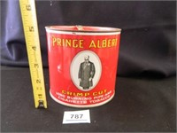 Prince Albert Tobacco Can
