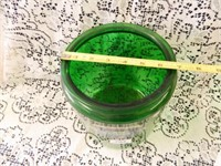 Forest Green Glass to Humidifier