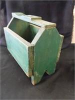 Wooden Box w/handle