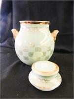 "Hall's Cookie Jar; ""Zeisel""; #1566"
