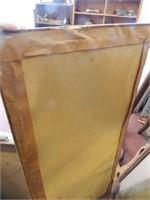 Framed Mirrors (3), Wood Mirror Bracket