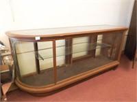 Wood / Glass Display Cabinet
