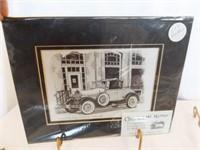 Charles Keller Matted Prints (2)
