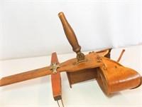 Wood Stereoscope Viewer