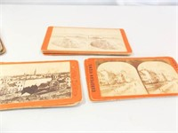Colored Stereoscope Cards (15+), Cards (8+)